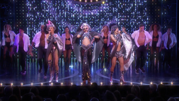 Watch Stephanie J. Block and the Cast of The Cher Show Bring Cher's Life to Broadway