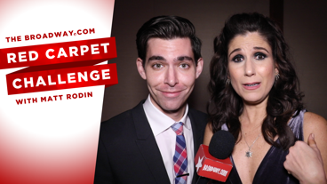 Will the Real Cher Please Speak Up! The Cast and Friends of The Cher Show Take On a Red Carpet Challenge!