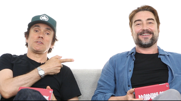 Video! Stars Nathaniel Parker and Ben Miles Reveal the Real-Life Rulers and Schemers in <I>Wolf Hall</I>