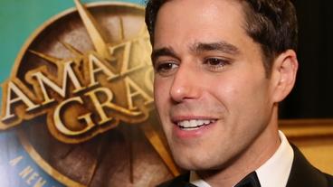 Video! Stars Sing the Praises of Broadway's <I>Amazing Grace</I> on Opening Night