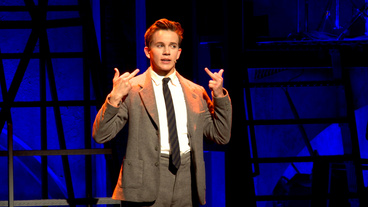 Video Clips! Don't Be Totally F**ked: Watch This New Footage of Broadway's Spring Awakening