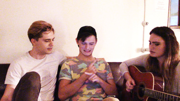 Vlog of Purple Summer: Backstage at Spring Awakening with Andy Mientus, Episode 4: Q&A