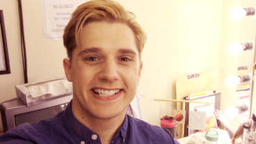 Vlog of Purple Summer: Backstage at Spring Awakening with Andy Mientus, Episode 5: Opening Night