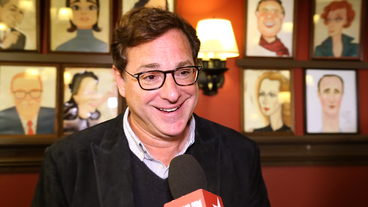 Video! Bob Saget Preps to Preach the Dirty Word of Broadway's <I>Hand to God</I>