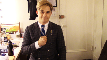 Vlog of Purple Summer: Backstage at Spring Awakening with Andy Mientus, Episode 8: Signing Off