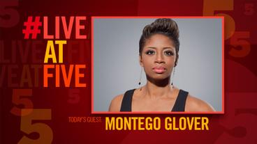 Broadway.com #LiveatFive with <i>The Royale</I>'s Montego Glover