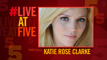 Broadway.com #LiveatFive with <I>Allegiance</I>'s Katie Rose Clarke