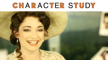 Watch Finding Neverland's Laura Michelle Kelly Prepare to Perform for that 'One Person'
