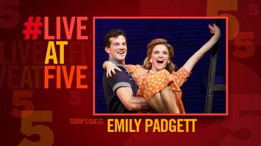 Broadway.com #LiveatFive with Bright Star's Emily Padgett