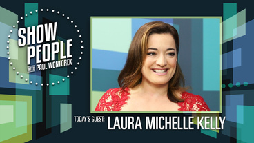 Finding Neverland's Laura Michelle Kelly on Spitting Blood at Johnny Depp, Talking to Strangers & Going Wild at G-A-Y