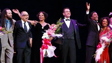 #BuzzNow Opening Night Report: Broadway Season Hits Finish Line with Shuffle Along