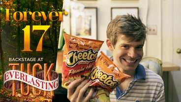 Forever 17: Backstage at Tuck Everlasting with Andrew Keenan-Bolger, Episode 6: Answering Fan Questions