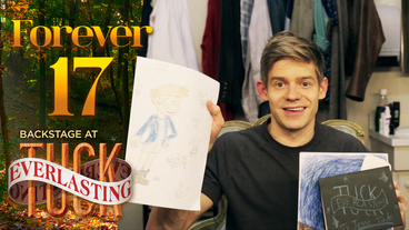 Forever 17: Backstage at Tuck Everlasting with Andrew Keenan-Bolger, Episode 7: Hooray for Tuckies!