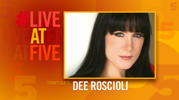 Broadway.com #LiveatFive with Dee Roscioli of Fiddler on the Roof