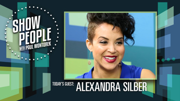 Alexandra Silber on Her Broadway Prom Date, Writing Fiddler Fan Fiction & Why She's Fancy AND Fun