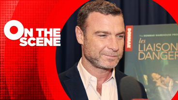 Sex, Intrigue & Betrayal: Janet McTeer & Liev Schreiber on the Les Liaisons Dangereuses Broadway Revival