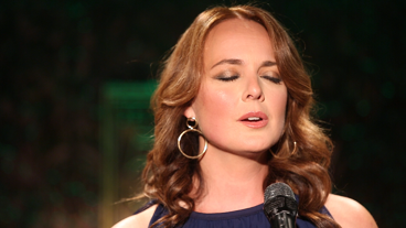 "Melissa Errico Sings Stephen Sondheim's ""Children Will Listen"" from Her Feinstein's/54 Below Act"