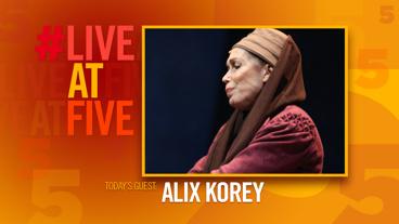Broadway.com #LiveatFive with Alix Korey of Fiddler on the Roof