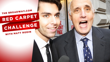Red Carpet Challenge: Extra! Extra! Get Your Fake Front Page Headlines