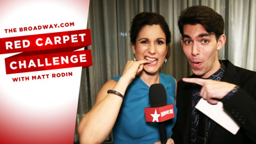Red Carpet Challenge! Let's Play 'We Love the Gay-ties' with the Stars of Falsettos!