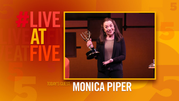 Broadway.com #LiveatFive with Monica Piper of <i>Not That Jewish</i>