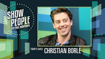 Christian Borle on Falling for Andrew Rannells in Falsettos, Reuniting with Sutton Foster on Gilmore Girls, Becoming Willy Wonka and More