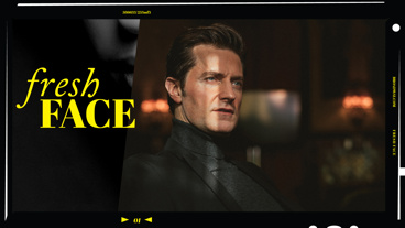 Fresh Face: Richard Armitage of <i>Love, Love, Love</i>
