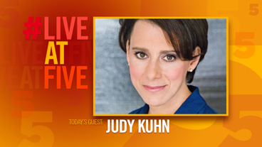 Broadway.com #LiveatFive with Judy Kuhn of Fiddler on the Roof