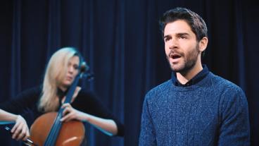 Adam Kantor Sings Rare Fiddler on the Roof Song