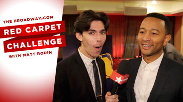 All's Fare in Red Carpet Challenge! John Legend & Jitney's Cast Play 'Take a Taxi'
