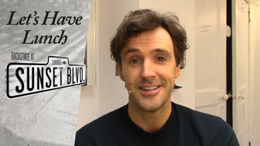 Let's Have Lunch: Backstage at Sunset Boulevard with Michael Xavier, Episode 5: Debuts!