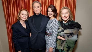 Catch Kate Burton, Kevin Kline, Cobie Smulders and Kristine Nielsen in Present Laughter at the St. James Theatre beginning on March 10!