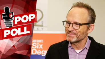 Pop Poll! Six Degrees of Separation's Allison Janney, John Benjamin Hickey & More on Lies They've Heard About Themselves