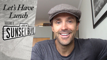Let's Have Lunch: Backstage at Sunset Boulevard with Michael Xavier, Episode 7: English Accents