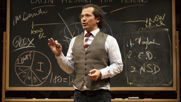John Leguizamo in Latin History for Morons.