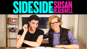 Susan Blackwell Connects The Dots With <I>Significant Other</I> Star Gideon Glick