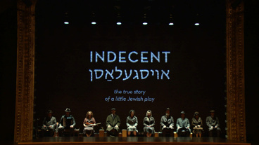 Experience Paula Vogel's Deeply Moving Indecent, Starring Adina Verson & Katrina Lenk