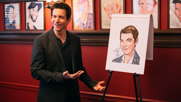 Congrats to Tony nominee Andy Karl on his honor! Catch him in Groundhog Day at the August Wilson Theatre.