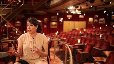The Broadway.com Show: The Great Comet Director Rachel Chavkin and Set Designer Mimi Lien