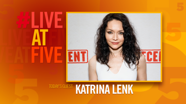 Broadway.com #LiveatFive with Katrina Lenk of <i>Indecent</i>
