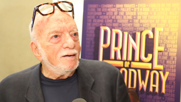 The Broadway.com Show: Meet the Starry Cast of Prince of Broadway