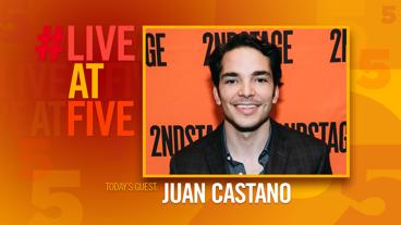 Broadway.com #LiveatFive with Juan Castano of <i>A Parallelogram</i>