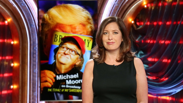 Learn About Michael Moore's Broadway Rabble Rouser <I>The Terms of My Surrender</I>