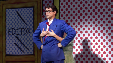 Harold Prince, Hot Hoofers & High Notes! Experience the Dazzling World of Prince of Broadway