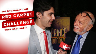 The Cast of Prince of Broadway Guesses Famous Princes on Opening Night
