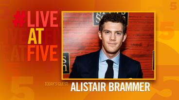 Broadway.com #LiveatFive with Alistair Brammer of Miss Saigon