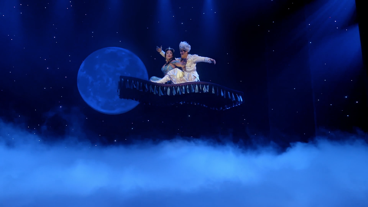 Learn About Broadway's Shining, Shimmering, Splendid <I>Aladdin</I>
