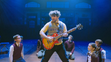 Learn About Broadway's Hilarious Head-Banger <I>School of Rock</I>