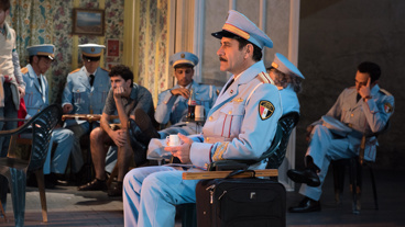 Learn About Broadway's Powerful Musical <I>The Band's Visit</I>