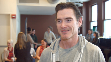 <i>The Broadway.com Show</i>: Billy Crudup on <i>Harry Clarke</i>